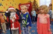 2013-12-12 - Motylki - Przedstawienie świąteczne