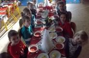 2013-12-19 - Motylki - Świąteczny obiad