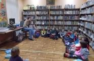 2013-12-19 - Motylki - Wyjście do biblioteki