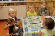 2015-01-09 - Biedronki - Rozpoczęcie roku przedszkolnego