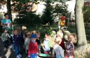 2015-09-03 - Biedronki - Pierwszy spacer