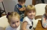 2015-09-25 - Mrówki - Odwiedzamy kawiarnię taty Michała w trakcie wizyty u dentysty