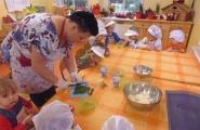 2015-10-05 - Biedronki - Warsztaty kulinarne - Robimy pastę twarogową