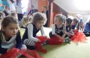 2015-10-14 - Wszystkie grupy - Akademia z okazji Dnia Edukacji Narodowej przygotowana przez dzieci z grupy Mrówek