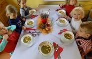 2015-10-22 - Biedronki - Dzień eleganckiego obiadu
