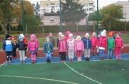 2015-10-23 - Mrówki - Ćwiczymy na Orliku