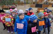 2015-10-30 - Motylki, Mrówki - Przedszkolny maraton