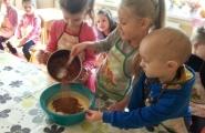 2015-11-25 - Mrówki - Warsztaty kulinarne - owsiane casteczka