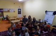 2015-12-04 - Mrówki - Gimnazjaliści Lidka i Filip czytają bajki