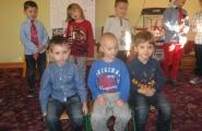 2015-12-07 - Mrówki - Urodziny Szymona i Wojtka
