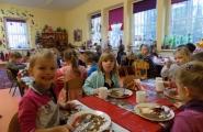 2015-12-08 - Mrówki - Obiad wtorkowy - Jemy nożem i widelcem