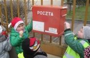 2015-12-11 - Mrówki - Wysyłamy list do Rodziców