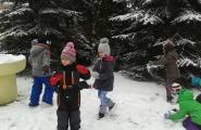 2016-01-07 - Motylki - Zimowe zabawy na śniegu