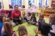 2016-01-15 - Żabki - Mama Blanki czyta bajkę