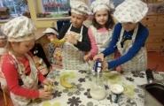 2016-01-27 - Mrówki - Warsztaty kulinarne - Koktajl mleczno-owocowy