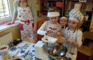 2016-01-29 - Mrówki - Warsztaty kulinarne - Nutella z cieciorki