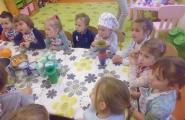 2016-02-08 - Żabki - Koktajl owocowy - warsztaty dla dzieci