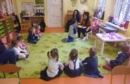2016-02-23 - Żabki - Mama Ninki czyta bajkę