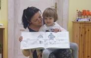 2016-03-04 - Żabki - Mama Tytusa czyta bajkę