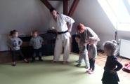 2016-03-10 - Kotki, Biedronki - Zajęcia z instruktorem karate