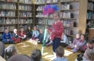 2016-03-24 - Mrówki - Lekcja biblioteczna pt. Wielkanoc
