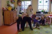 2016-03-31 - Żabki - Mama Borysa czyta bajkę