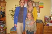 2016-04-06 - Mrówki - Odwiedziny absolwentki Poli