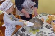 2016-04-07 - Biedronki - Pieczemy chleb