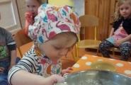 2016-04-07 - Kotki - Robimy chleb - warsztaty kulinarne
