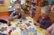 2016-04-07 - Żabki - Pieczemy chleb, robimy szaszłyki z nowalijek
