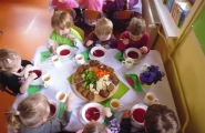 2016-04-20 - Biedronki - Elegancki obiad