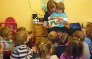 2016-04-29 - Biedronki - Mama Maciusia czyta bajki