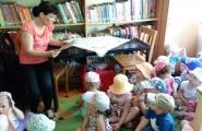 2016-05-30 - Kotki - W przedszkolnej bibliotece
