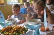 2016-07-22 - Motylki, Mrówki - Elegancki obiad