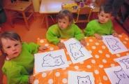 2016-09-08 - Kotki - Malujemy kotki
