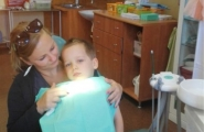 2016-09-16 - Biedronki - U stomatologa