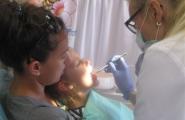 2016-09-23 - Motylki - Wizyta u stomatologa