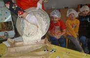2016-09-29 - Sowy - Pieczemy chleb - zajęcia kulinarne