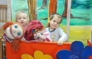 2016-10-17 - Biedronki - Poznajemy lalki teatralne