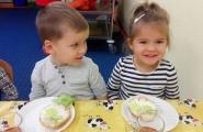2016-10-19 - Biedronki - Kiełki na kanapkach
