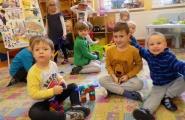 2016-11-07 - Motylki - Dzień w Przedszkolu
