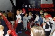 2016-11-10 -  Sowy, Mrówki - Akademia z okazji Święta Niepodległości