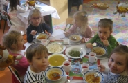 2016-11-24 - Motylki - Elegancki obiad