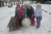 2017-01-12 - Sowy - Zabawy na śniegu