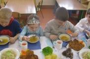 2017-01-18 -  Motylki,  Mrówki - Elegancki obiad