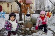 2017-02-17 - Biedronki - Zimowy spacer