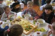 2017-03-21 - Mrówki, Motylki - Uroczysty obiad wiosenny