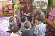 2017-03-31 - Mrówki - Mama Matyldy czyta opowiadanie