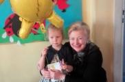 2017-04-05 - Biedronki - Urodziny Hani