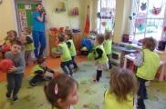 2017-04-09 - Żabki - Zajęcia sportowe z instruktorami Przedszkoliady